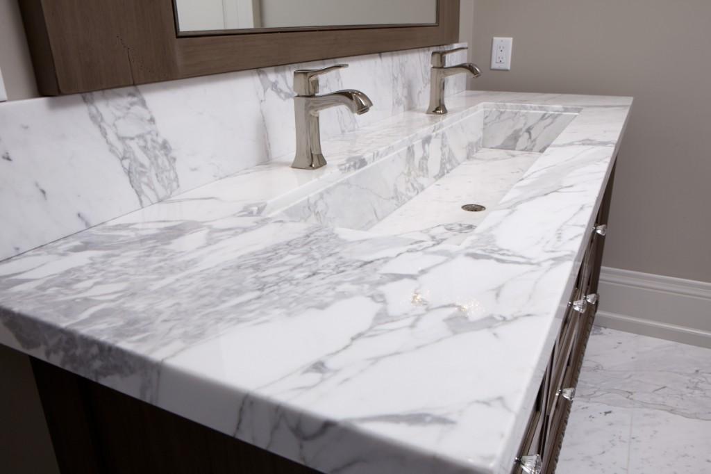 Nice Marble Trough Sink